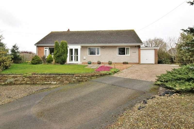 3 Bedrooms Detached Bungalow for sale in Meadow Bank, Parton, Wigton