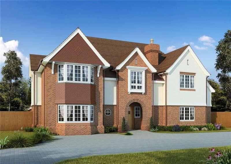 6 Bedrooms Detached House for sale in Layters Way, Gerrards Cross, Buckinghamshire, SL9