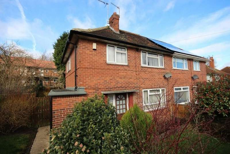 2 Bedrooms Semi Detached House for sale in Raylands Way, Belle Isle