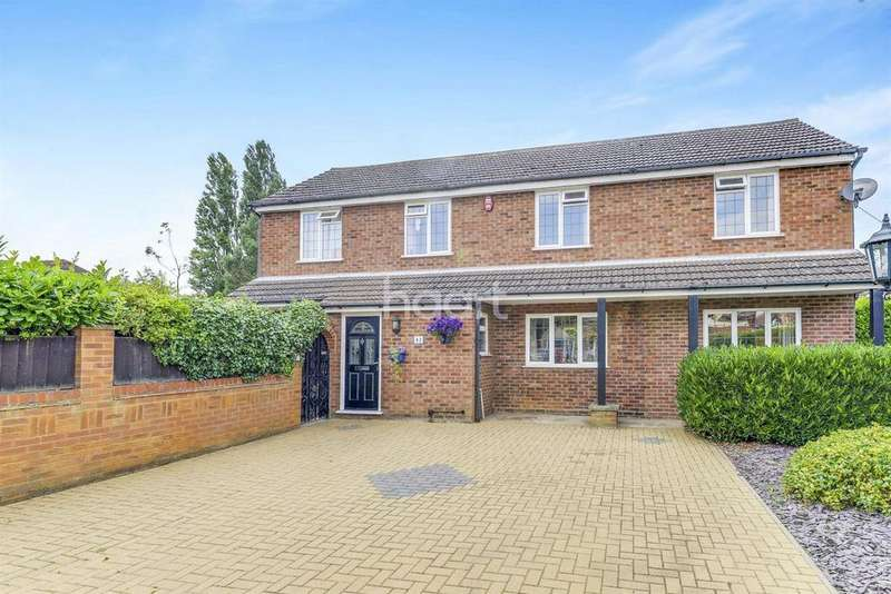 4 Bedrooms Detached House for sale in Ridiculously Stunning In Stopsley Village