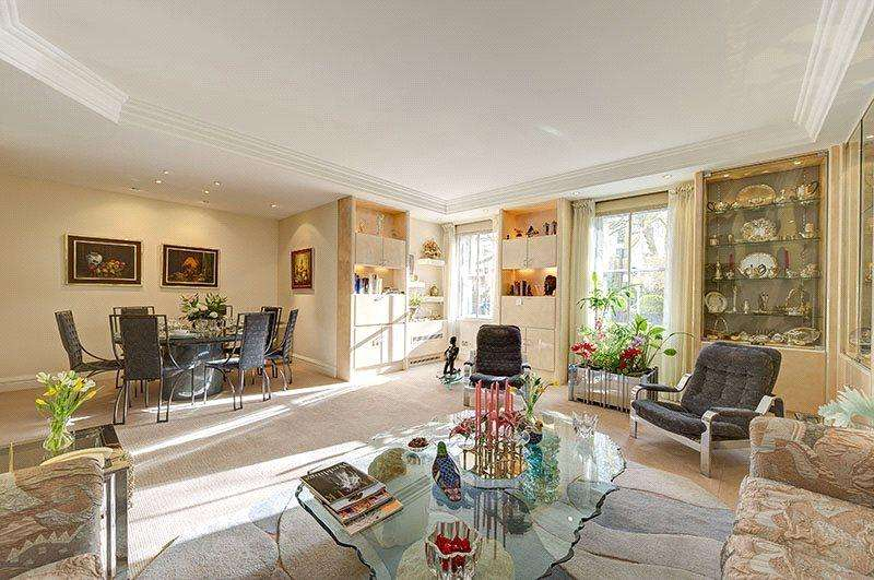 3 Bedrooms Flat for sale in Chester Square, Belgravia, London, SW1W