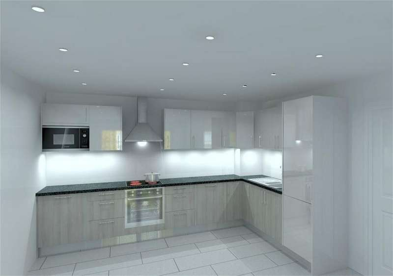 2 Bedrooms Flat for sale in 3 The Old Court House, Star Lane, Epping, Essex