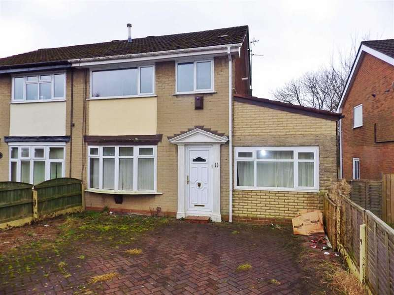 3 Bedrooms Property for sale in Thorn Close, HEYWOOD, Lancashire, OL10