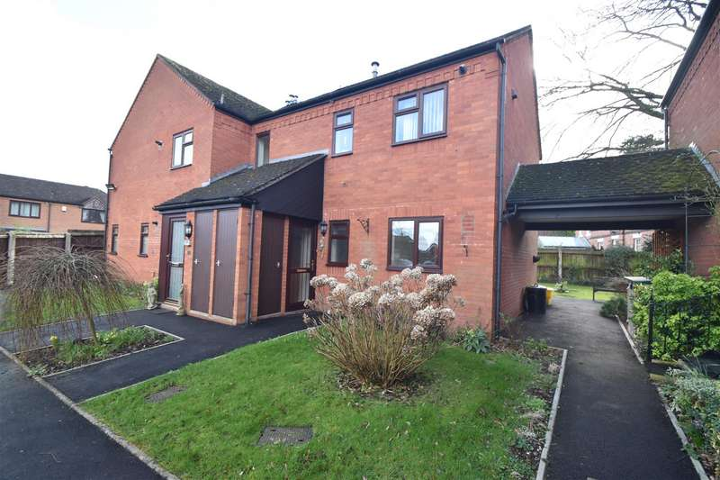 1 Bedroom Retirement Property for sale in St. Georges Crescent, Droitwich