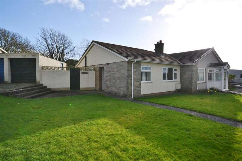 2 Bedrooms Semi Detached Bungalow for sale in St Davids