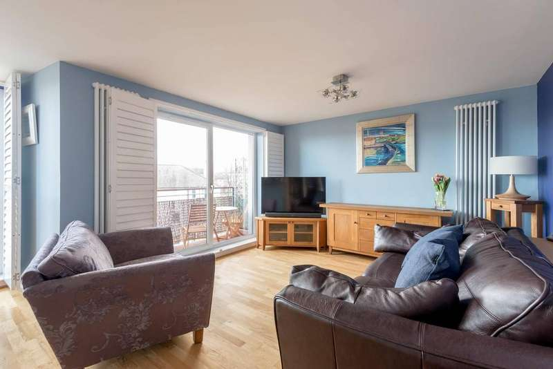 2 Bedrooms Flat for sale in 12/11 East Pilton Farm Crescent, Fettes, EH5 2GH