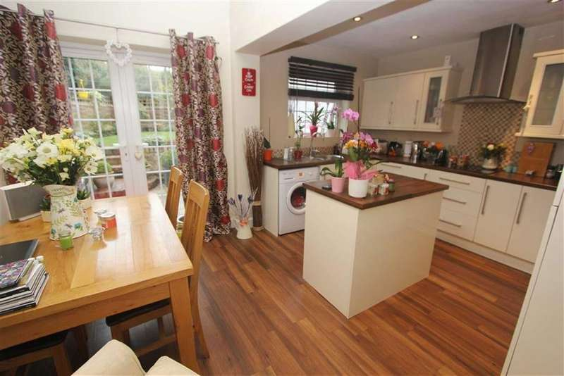 3 Bedrooms Cottage House for sale in Enterpen, Hutton Rudby