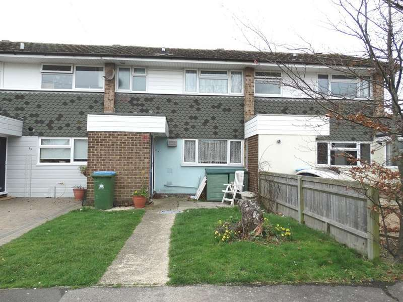 3 Bedrooms Terraced House for sale in Stroud Green, Bognor Regis