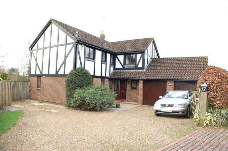 5 Bedrooms Detached House for sale in Blakes Way, Welwyn, Herts