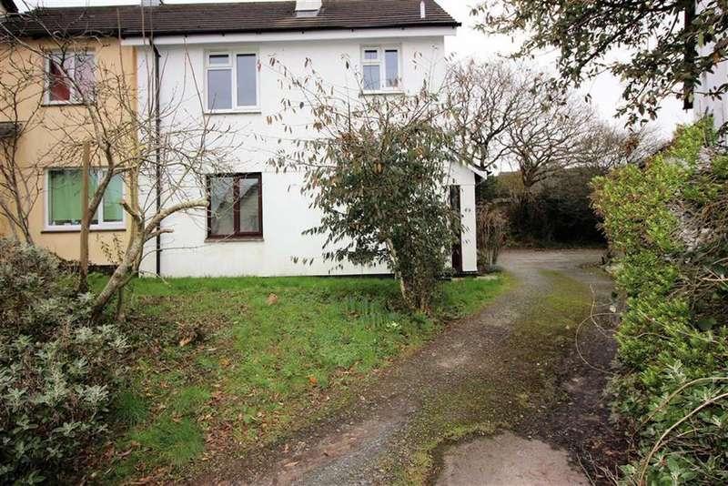 1 Bedroom Apartment Flat for sale in Pilgrim Drive, Bere Alston, Devon