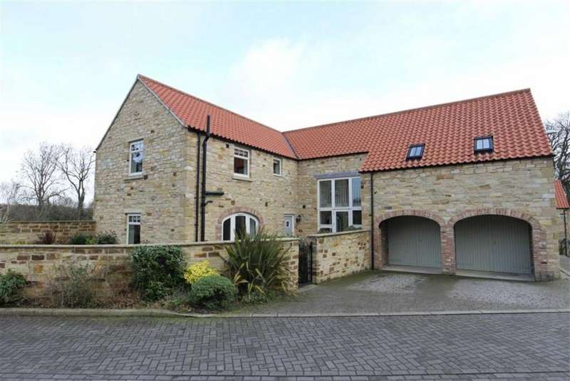 5 Bedrooms Detached House for sale in Dales View, Richmond, North Yorkshire
