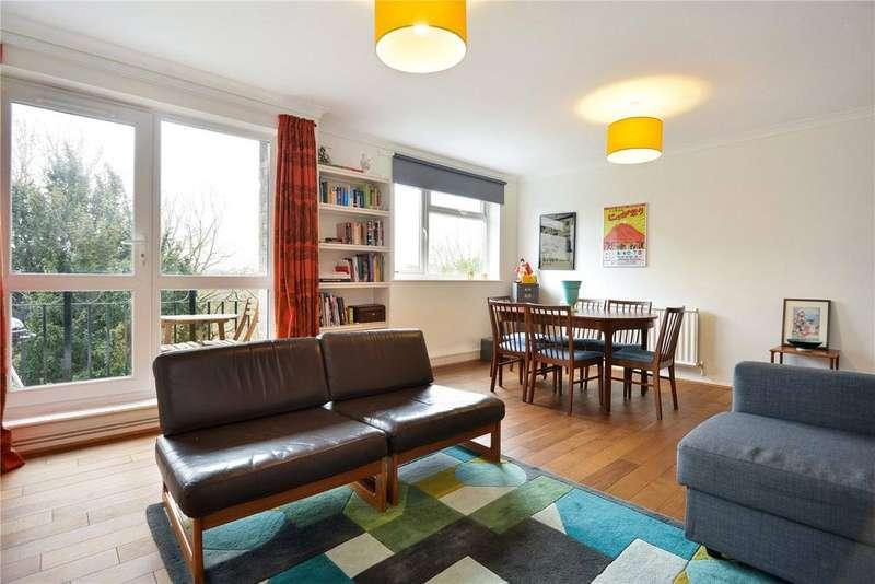 2 Bedrooms Flat for sale in Wells Park Road, Sydenham, London, SE26