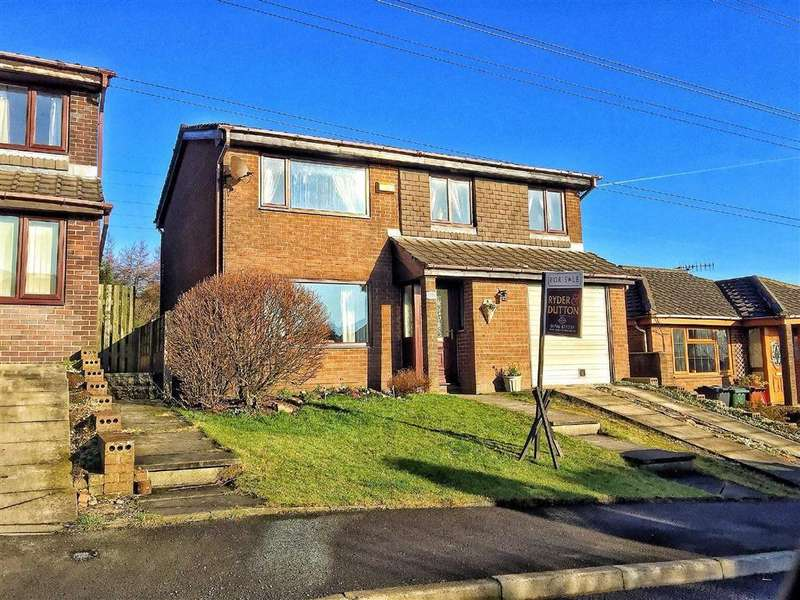 4 Bedrooms Detached House for sale in The Moorlands, Bacup, Lancashire, OL13