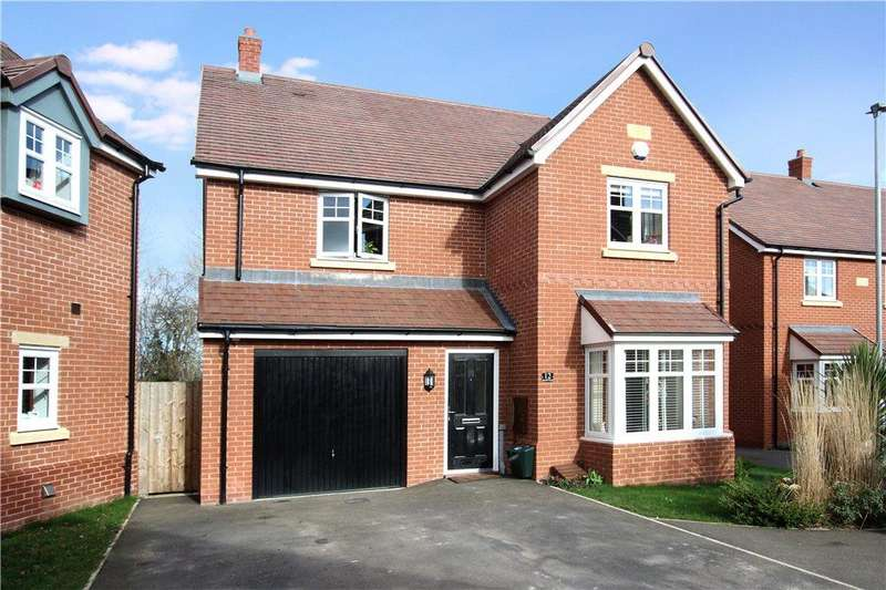 4 Bedrooms Detached House for sale in Randell Road, Malvern, Worcestershire, WR14