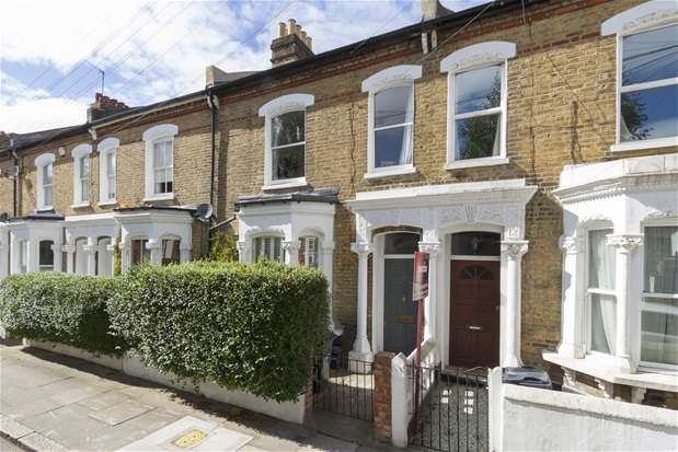 4 Bedrooms Terraced House for sale in Bankton Road, Brixton