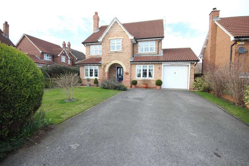 5 Bedrooms Detached House for sale in Tremaine Close, Hartlepool