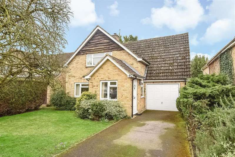 5 Bedrooms Detached House for sale in Church View, Freeland, Witney