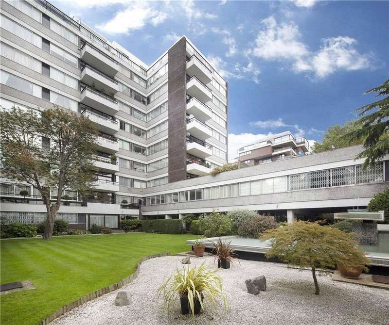 4 Bedrooms Flat for sale in London House, Avenue Road, St John's Wood, NW8