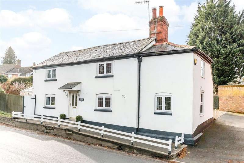 4 Bedrooms Detached House for sale in London Road, Marlborough, Wiltshire, SN8