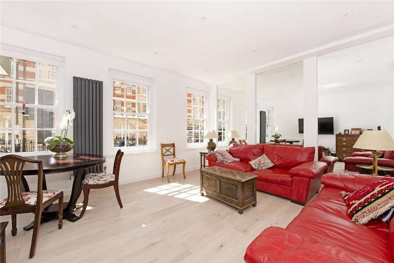 3 Bedrooms Flat for sale in Westchester House, 70-86 Seymour Street, London