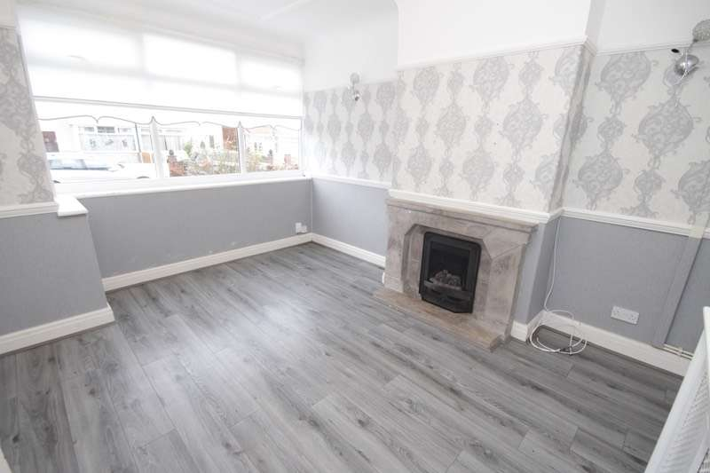 3 Bedrooms Semi Detached House for sale in Corwen Crescent, Huyton, Merseyside, L14