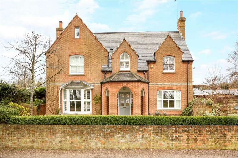 6 Bedrooms Detached House for sale in The Street, Ewelme, Wallingford, Oxfordshire, OX10