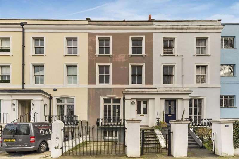 3 Bedrooms Terraced House for sale in Clarendon Road, Notting Hill, London, W11