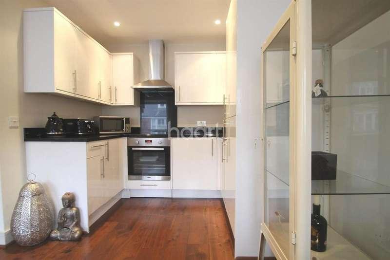 1 Bedroom Flat for sale in High Street, Weybridge