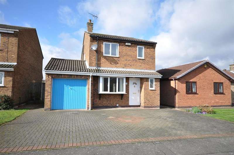 3 Bedrooms Detached House for sale in Westbrook Drive, Rainworth