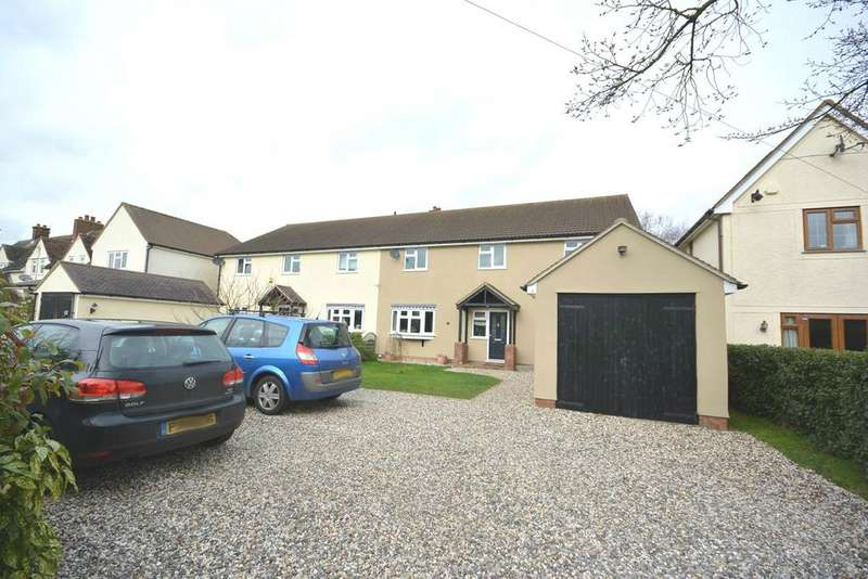 5 Bedrooms Semi Detached House for sale in Kynaston Road, Panfield, Braintree, Essex, CM7