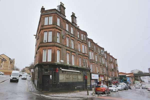 1 Bedroom Flat for sale in 1/1, 4 Carleston Street, Springburn, Glasgow, G21 1TA