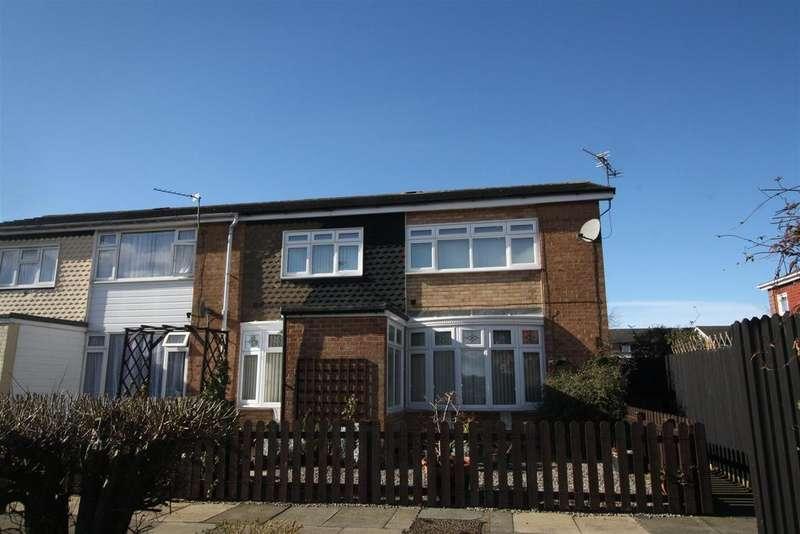 2 Bedrooms Semi Detached House for sale in Scargill, Darlington