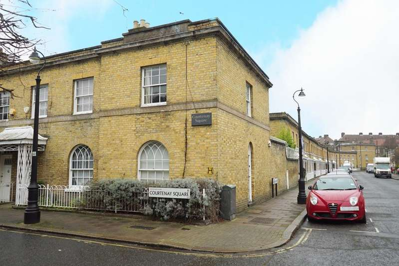 2 Bedrooms Town House for sale in Courtenay Square, SE11