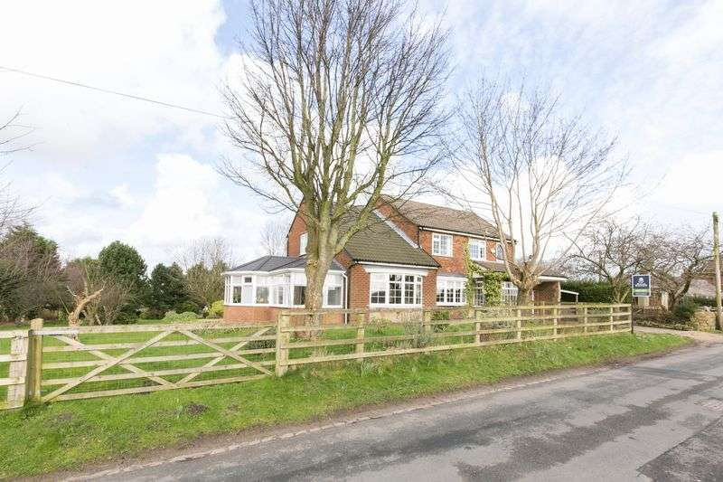 4 Bedrooms Detached House for sale in The Paddock, Back Lane, Newburgh, WN8 7UW