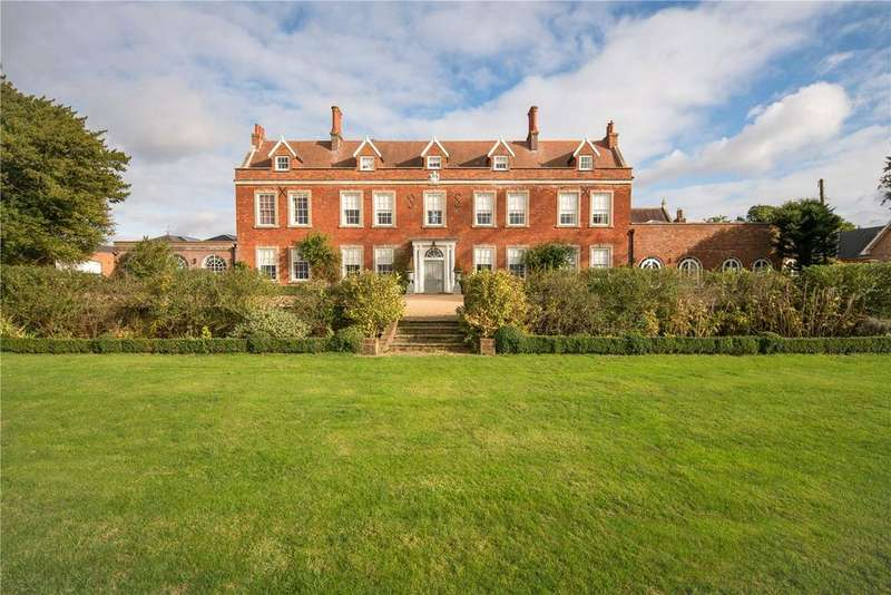 7 Bedrooms Detached House for sale in Shudy Camps Park, Shudy Camps, Cambridge