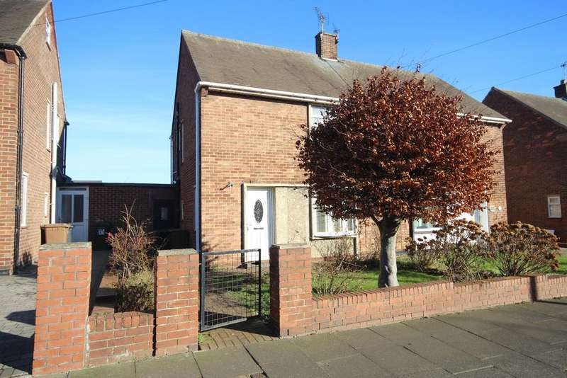 2 Bedrooms Semi Detached House for sale in Stanton Road, Marden, North Shields, NE30