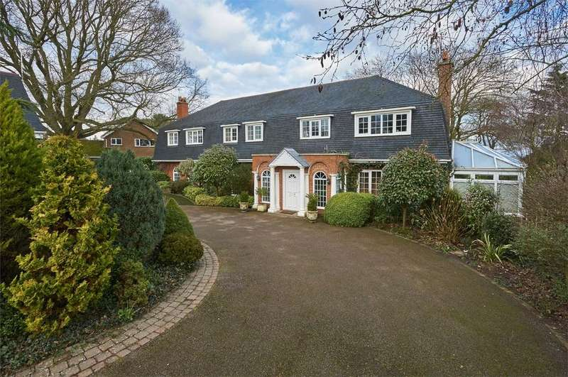 4 Bedrooms Detached House for sale in The Woodlands, Market Harborough, Leicestershire