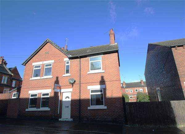 3 Bedrooms Detached House for sale in Victoria Villa, Victoria Street, Hemsworth