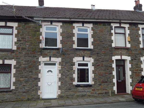 2 Bedrooms Terraced House for sale in Hill Street, Ferndale