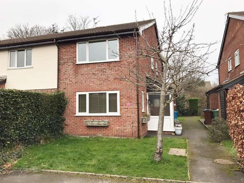 1 Bedroom Property for sale in Badgers Walk East, Lytham