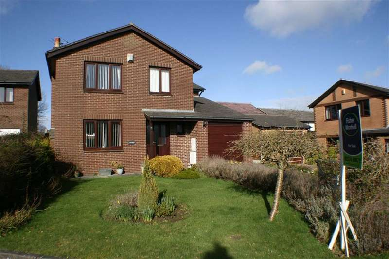 4 Bedrooms Detached House for sale in Elmwood Gardens, Burrowbeck, Lancaster