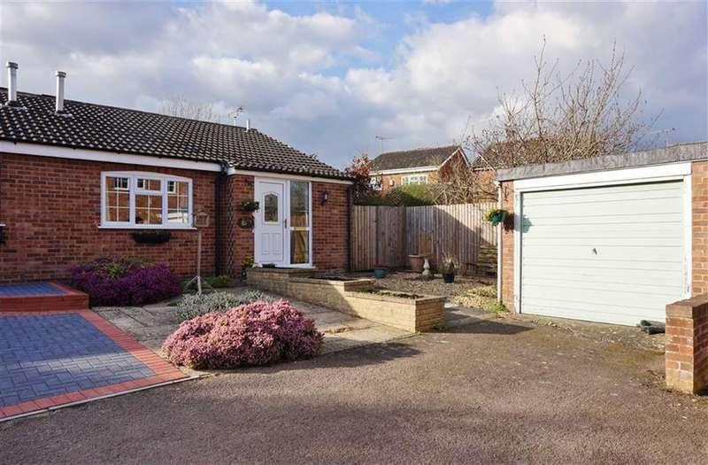 2 Bedrooms Semi Detached Bungalow for sale in Kibworth Beauchamp