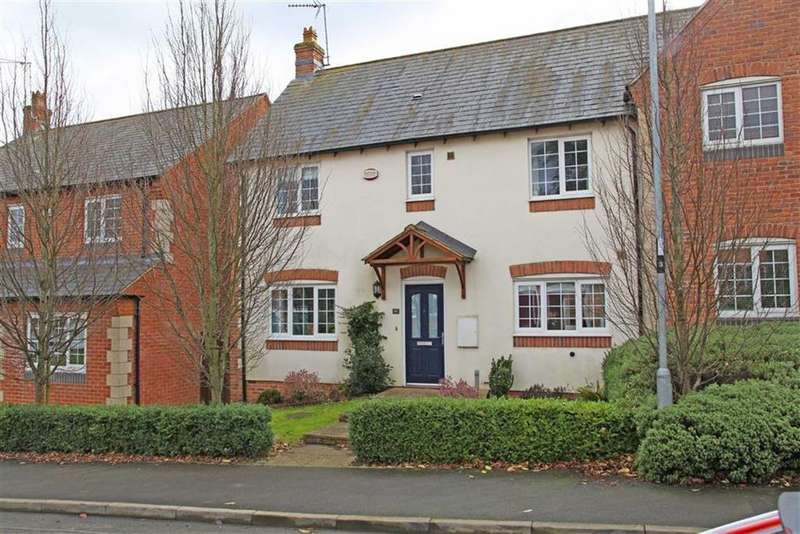3 Bedrooms Semi Detached House for sale in Hunters Close, Husbands Bosworth
