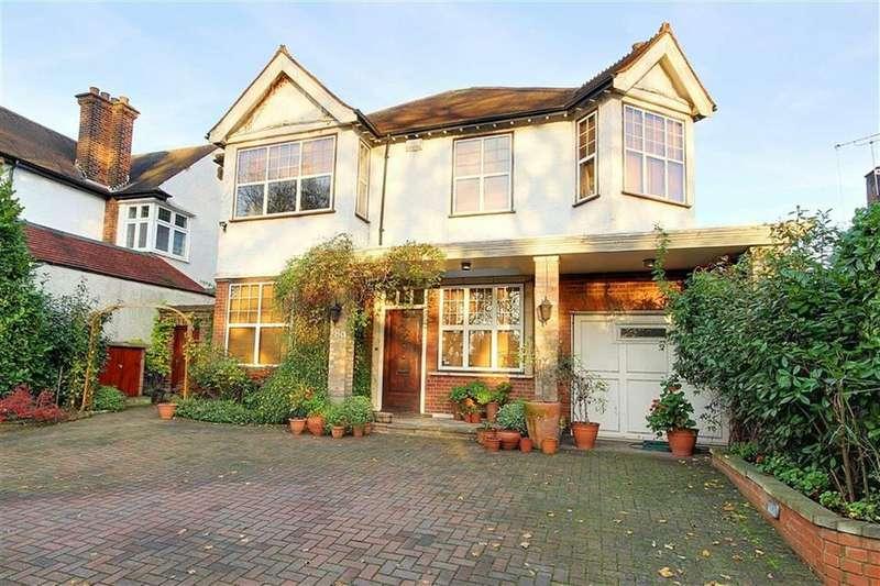 5 Bedrooms Detached House for sale in Friern Barnet Lane, Whetstone, London