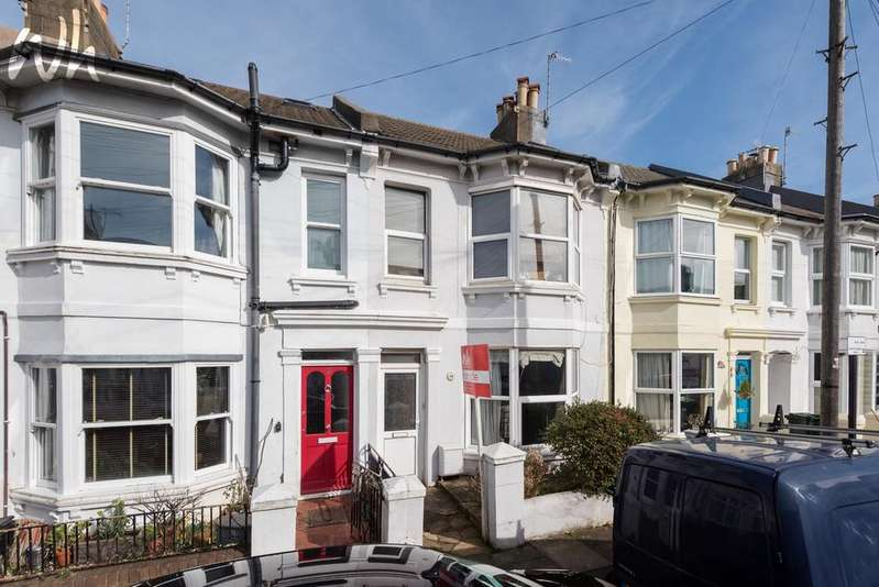 2 Bedrooms Terraced House for sale in Byron Street, Hove BN3