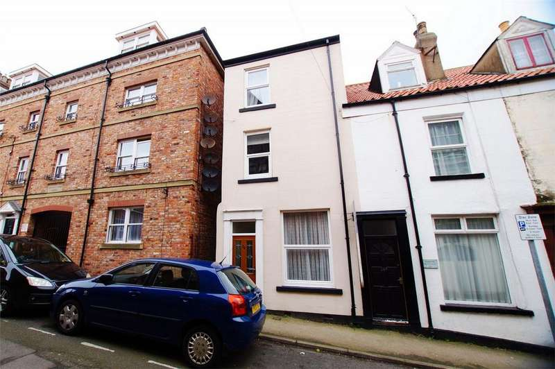 2 Bedrooms Terraced House for sale in St Sepulchre Street, Old Town