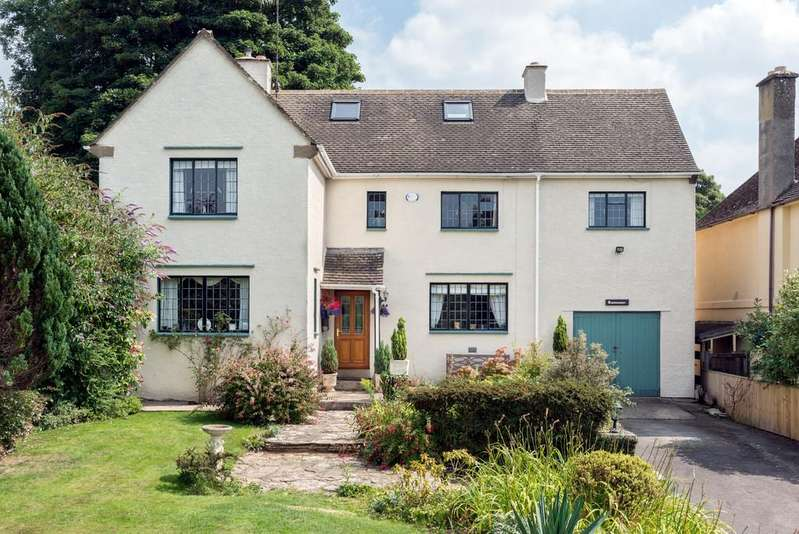 4 Bedrooms Detached House for sale in Ebley