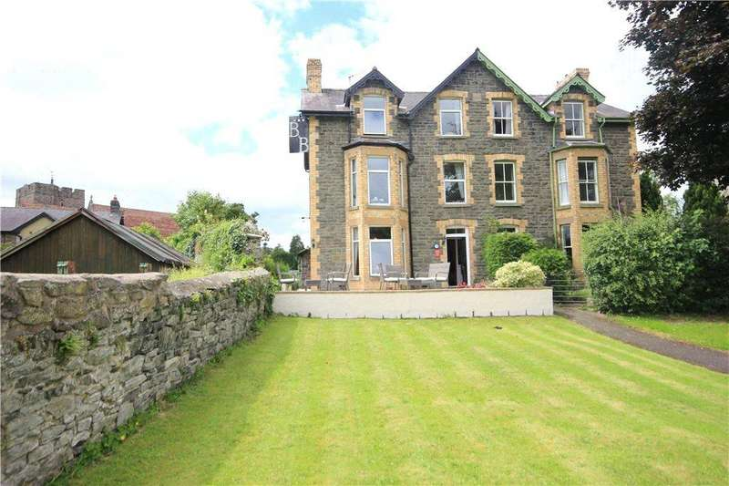 6 Bedrooms House for sale in Church Street, Builth Wells, Powys, LD2
