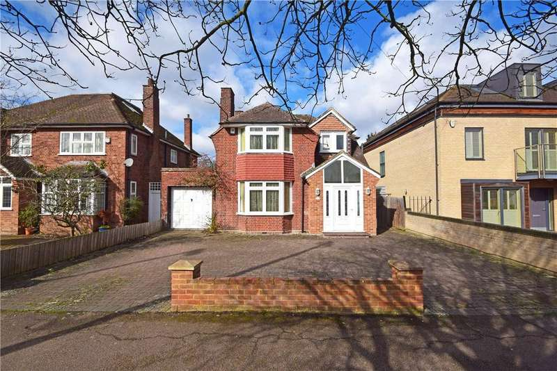 5 Bedrooms House for rent in Fendon Road, Cambridge, CB1