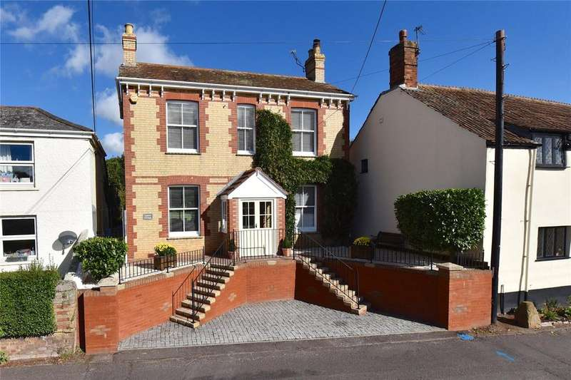 3 Bedrooms Detached House for sale in Cheats Road, Ruishton, Taunton, Somerset